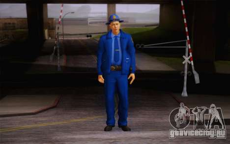 New Sheriff для GTA San Andreas