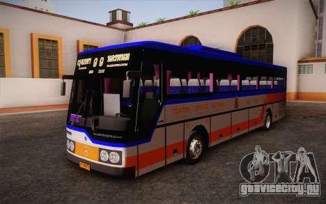 Mercedes-Benz Argentina Thailand Bus для GTA San Andreas