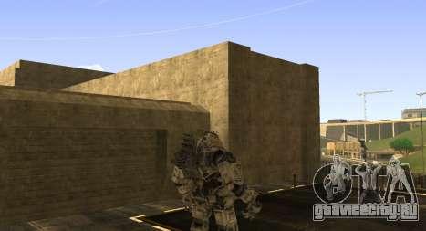 TitanFall Atlas для GTA San Andreas четвёртый скриншот