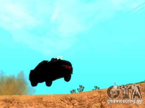 ENBSeries Realistic Beta v2.0 для GTA San Andreas седьмой скриншот