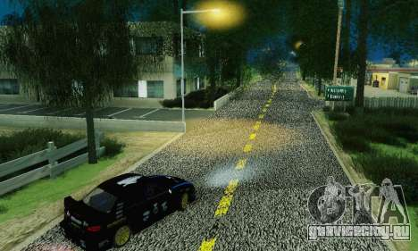 Heavy Roads (Los Santos) для GTA San Andreas