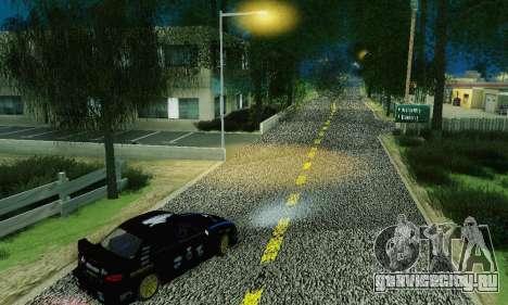 Heavy Roads (Los Santos) для GTA San Andreas