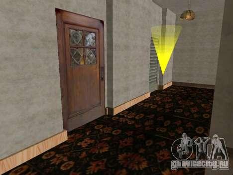 Новый интерьер дома CJ для GTA San Andreas третий скриншот