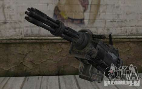 Minigun из Fallout для GTA San Andreas