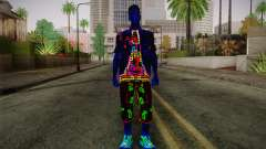 Zero VirusStyle Skin для GTA San Andreas