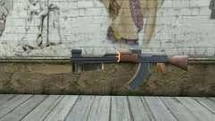 AK47 со штыком для GTA San Andreas