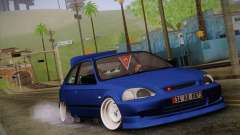 Honda Civic 1.4 BS Garage для GTA San Andreas