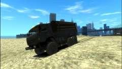 КамАЗ 43114 Бортовой для GTA 4