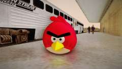 Red Bird from Angry Birds