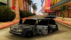 Ваз 2104 В камуфляже для GTA San Andreas