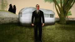Agent Smith from Matrix