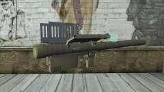FIM-92 Stinger для GTA San Andreas