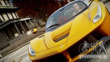 Ferrari LaFerrari v1.2 для GTA 4