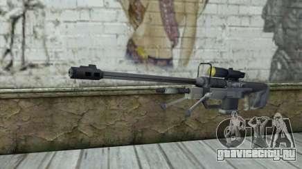 Sniper Rifle from Halo 3 для GTA San Andreas