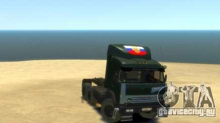 КамАЗ 4410 Тягач для GTA 4