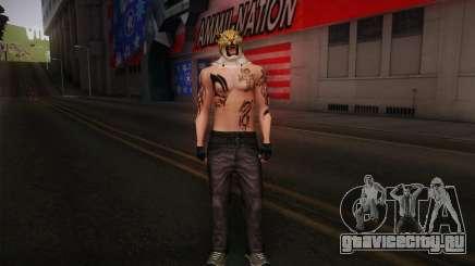 King from Tekken для GTA San Andreas