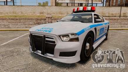 GTA V Bravado Buffalo NYPD для GTA 4