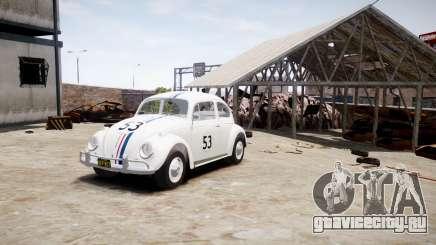 Volkswagen Beetle 1962 для GTA 4