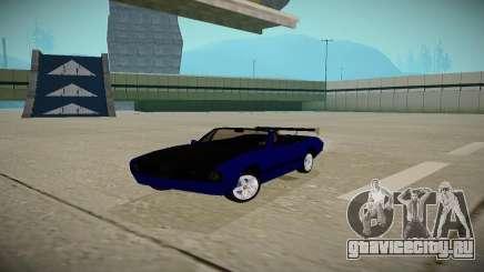 New Stallion для GTA San Andreas