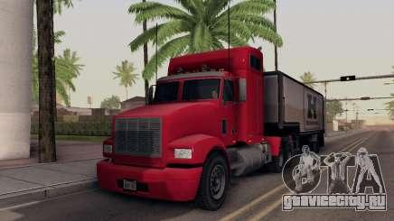 GTA V Packer для GTA San Andreas