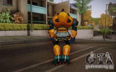 Gold Elite v2 для GTA San Andreas второй скриншот