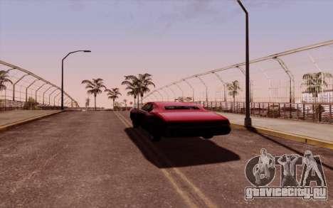 [ENB] Kings of the streers для GTA San Andreas третий скриншот