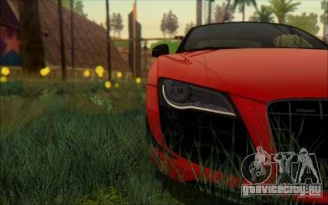 SA Ultimate Graphic Overhaul для GTA San Andreas второй скриншот