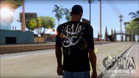 Rey Mystirio T-Shirt для GTA San Andreas второй скриншот