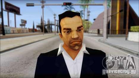 Toni Cipriani v3 для GTA San Andreas третий скриншот