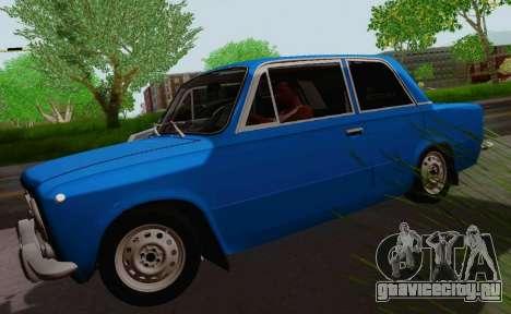 ВАЗ 2101 Купе для GTA San Andreas вид слева