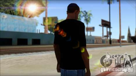 That 1970s Show T-Shirt Mod для GTA San Andreas второй скриншот