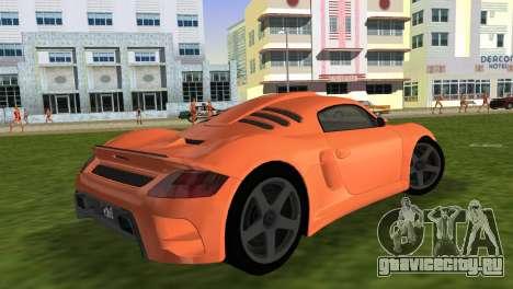 RUF CTR3 для GTA Vice City вид слева