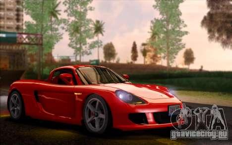 SA Ultimate Graphic Overhaul для GTA San Andreas четвёртый скриншот