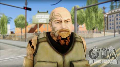 Harley from Re ORC для GTA San Andreas третий скриншот