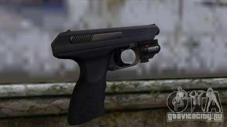 VP-70 Pistol from Resident Evil 6 v2 для GTA San Andreas второй скриншот