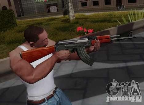 Type 56 для GTA San Andreas третий скриншот
