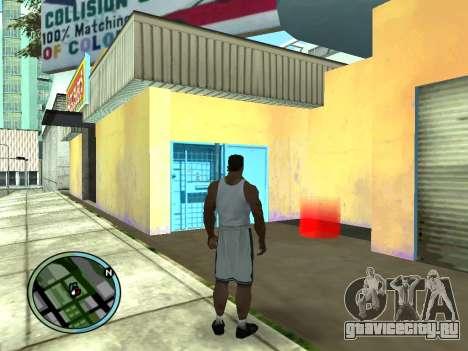 Эвакуатор v1.0 для GTA San Andreas второй скриншот