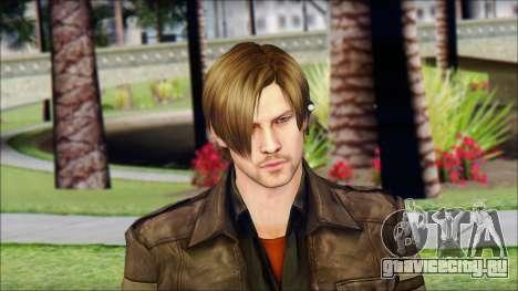 Leon Kennedy from Resident Evil 6 v4 для GTA San Andreas третий скриншот