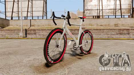 GTA V Endurex Race Bike для GTA 4