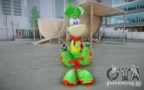 Vortex Rayman Skin для GTA San Andreas