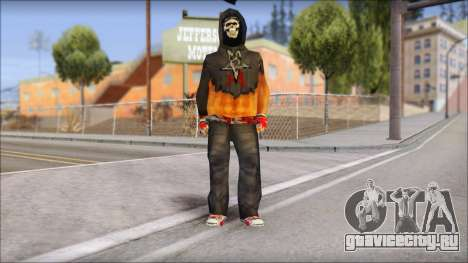 Manhunt Skin для GTA San Andreas