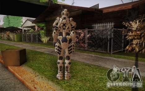Suit from Vanquish для GTA San Andreas второй скриншот