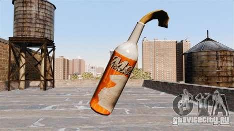 Коктейль Молотова -Molotov Cocktail- для GTA 4