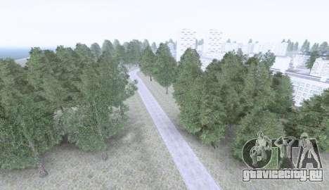 Russian Map 0.5 для GTA San Andreas десятый скриншот