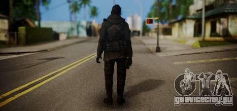John Soap MacTavish для GTA San Andreas второй скриншот