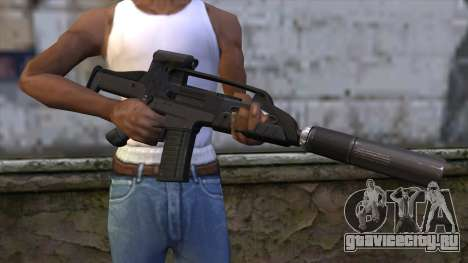 XM8 Compact Black для GTA San Andreas третий скриншот
