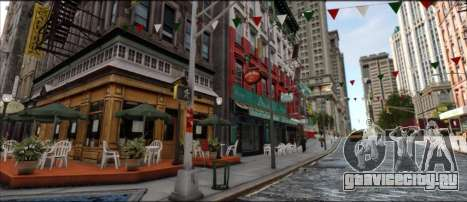 V.I.P ENB для GTA 4 второй скриншот