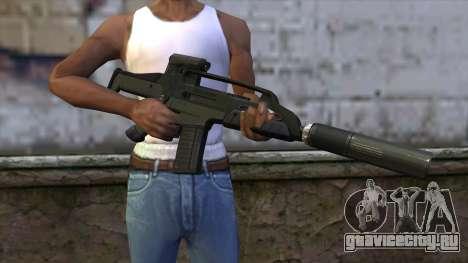 XM8 Compact Green для GTA San Andreas третий скриншот