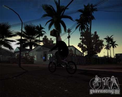 [ENB] Kings of the streers для GTA San Andreas второй скриншот