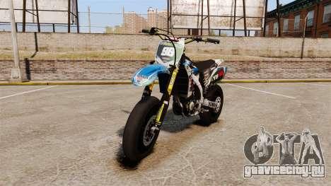 Yamaha YZF-450 v1.9 для GTA 4